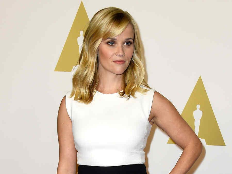 Reese Witherspoon nominada en la categoría mejor actriz de los premios Oscar 2015.
