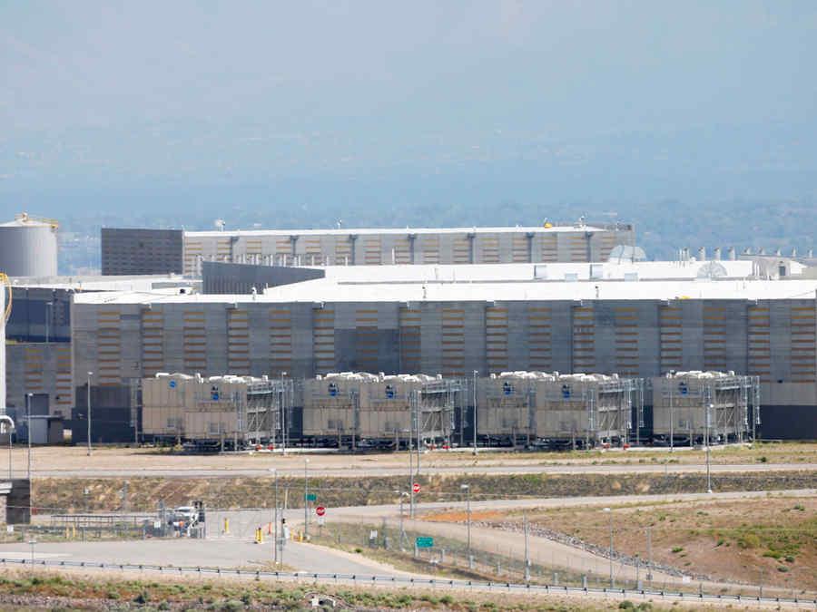 Sede de la Agencia Nacional de Seguridad en EEUU
