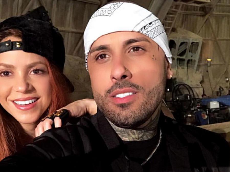 Shakira y Nicky Jam