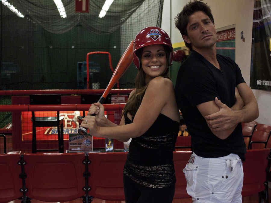 David Chocarro y Natalia Villaveces