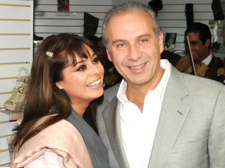 Juan Collado y Yadira Carrillo