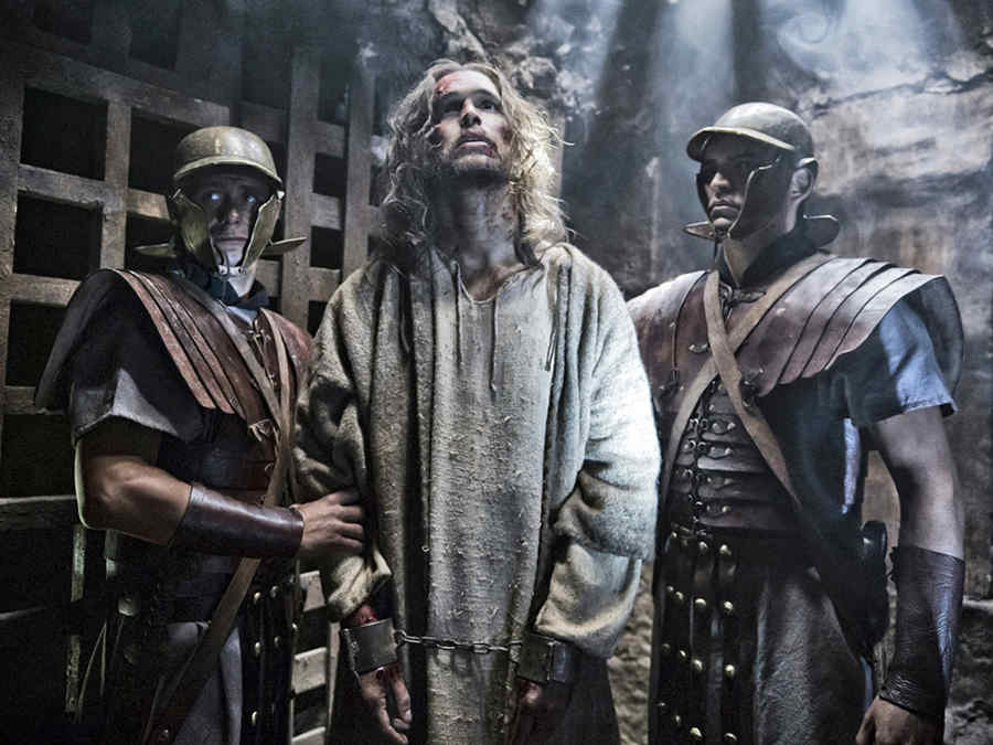 Diogo Morgado es Jesucrito en Son of God, 2014
