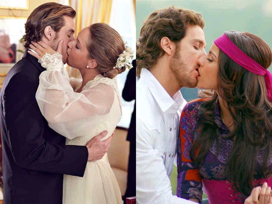 Los besos de novela de Eugenio Siller