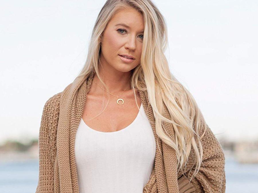 La moda de suéteres oversized perfectos para el otoño