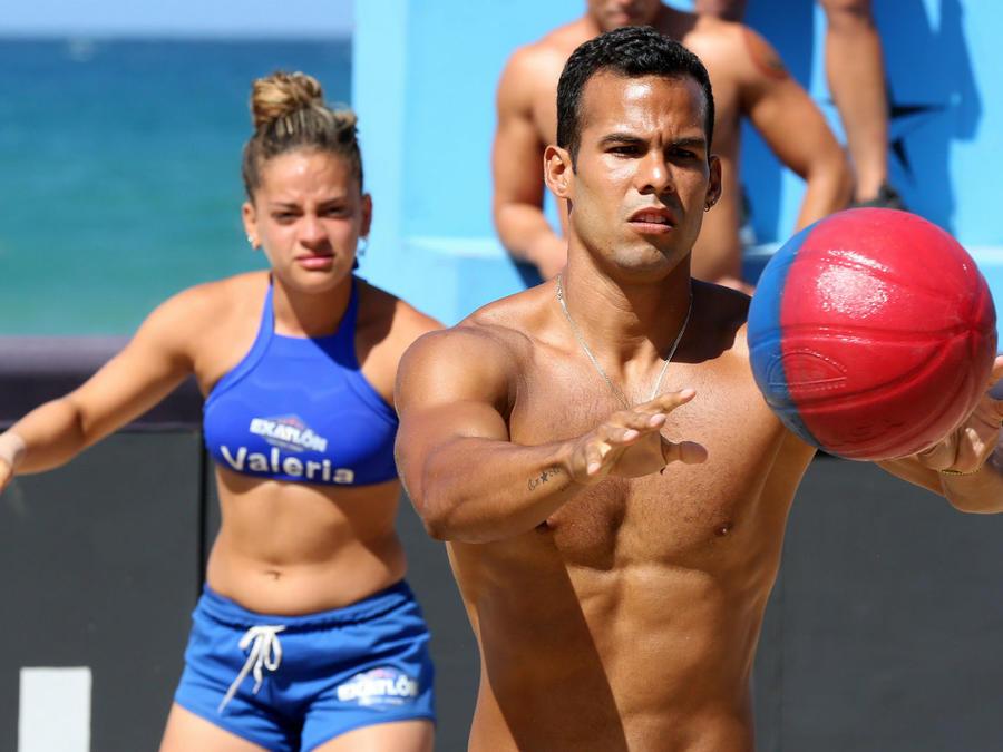 Valeria y Carlos