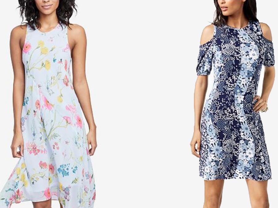 Los 11 vestidos estampados más deseados del verano