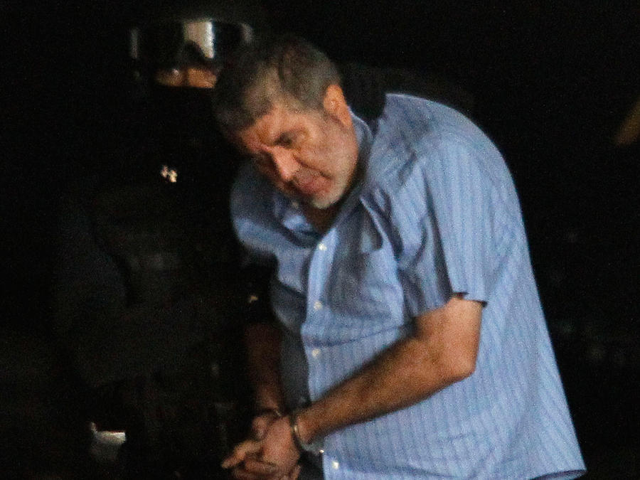 Vicente Carrillo Fuentes, capturado en octubre de 2014
