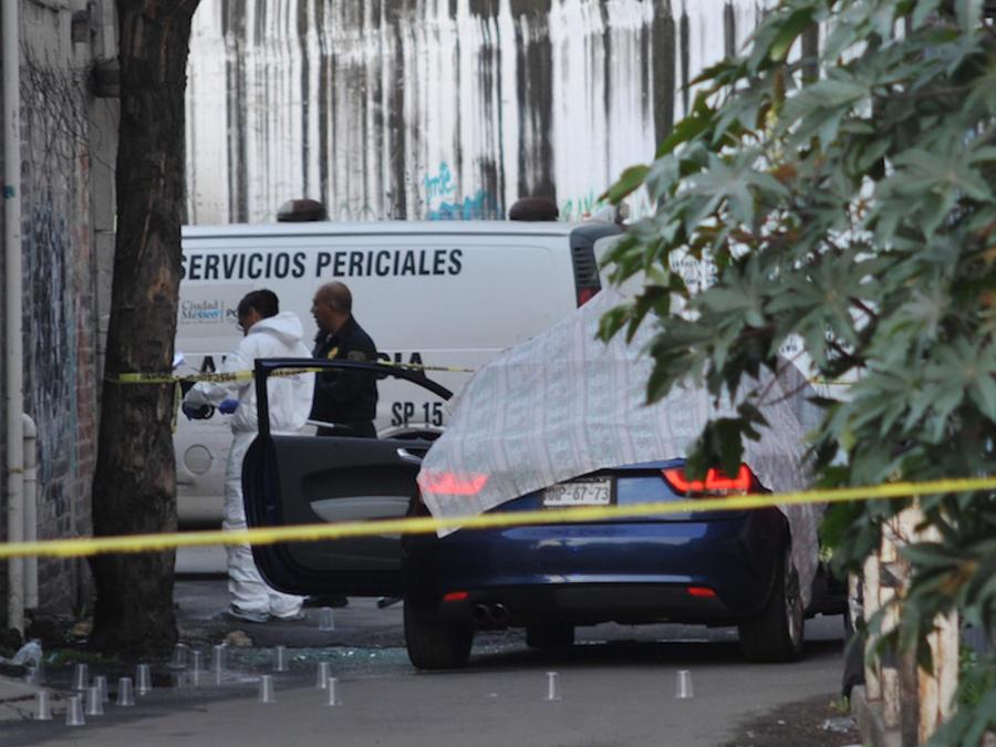 Esta semana el asesinato a balazos de un hombre y su hija de 14 años se registró en calles de Xochimilco, en la CdMx.