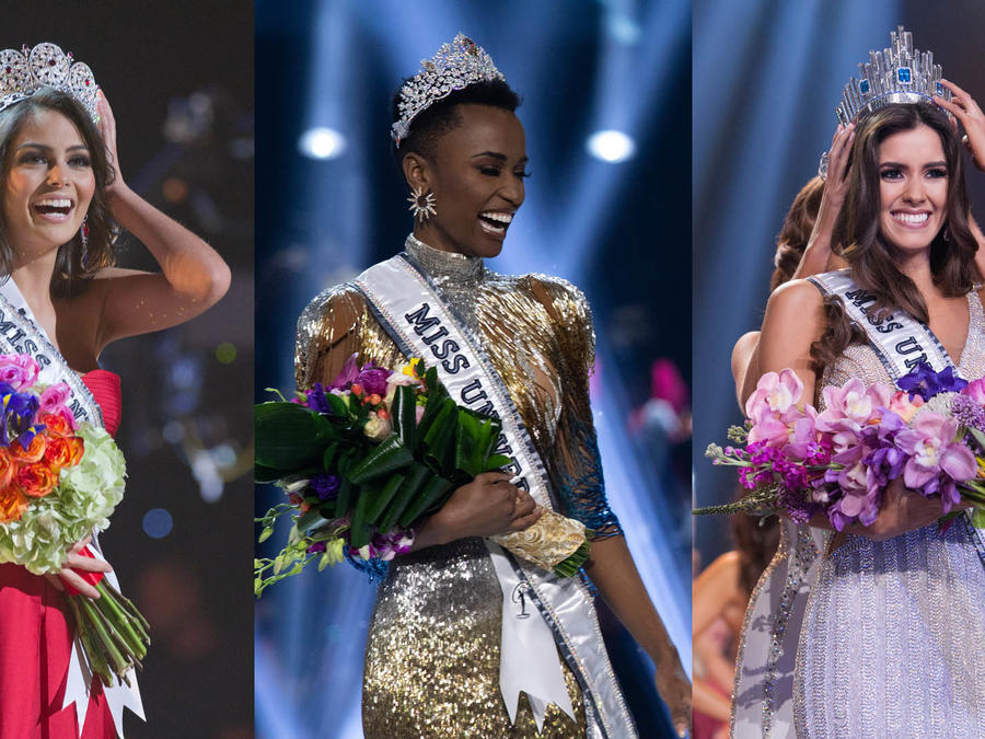 Ximena Navarrete, Zozibini Tunzi y Paulina Vega son coronadas Miss Universo