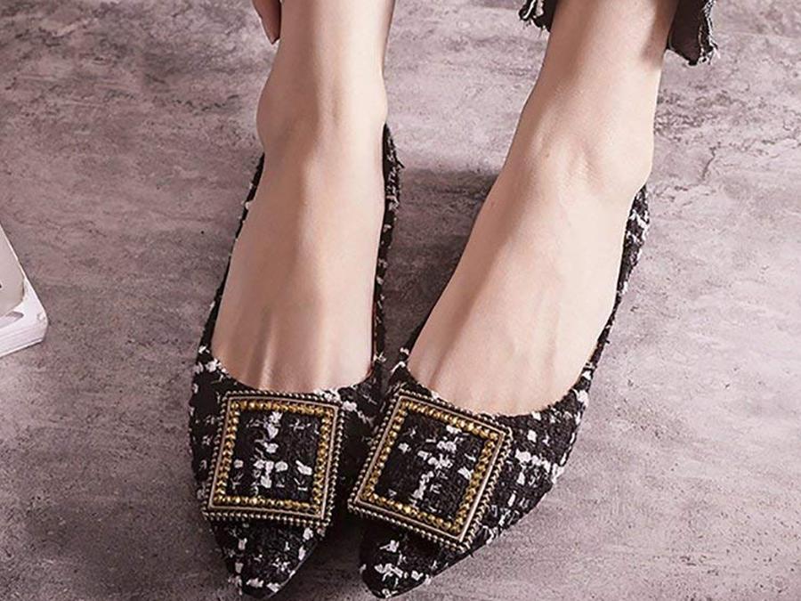 Pares de zapatos para sentirte realmente cómoda sin perder el estilo