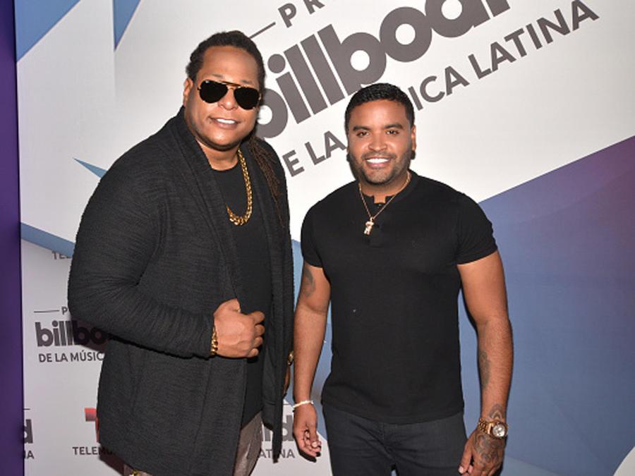 Zion y Lennox conferencia de Premios Billboard 2016