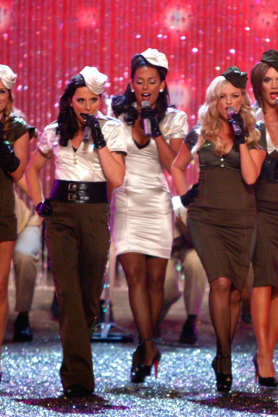 Spice Girls Singing