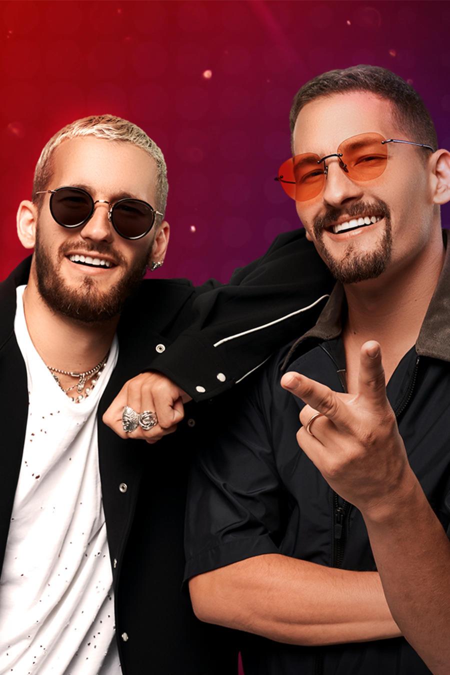 Foto de Mau y Ricky en El Comeback Stage