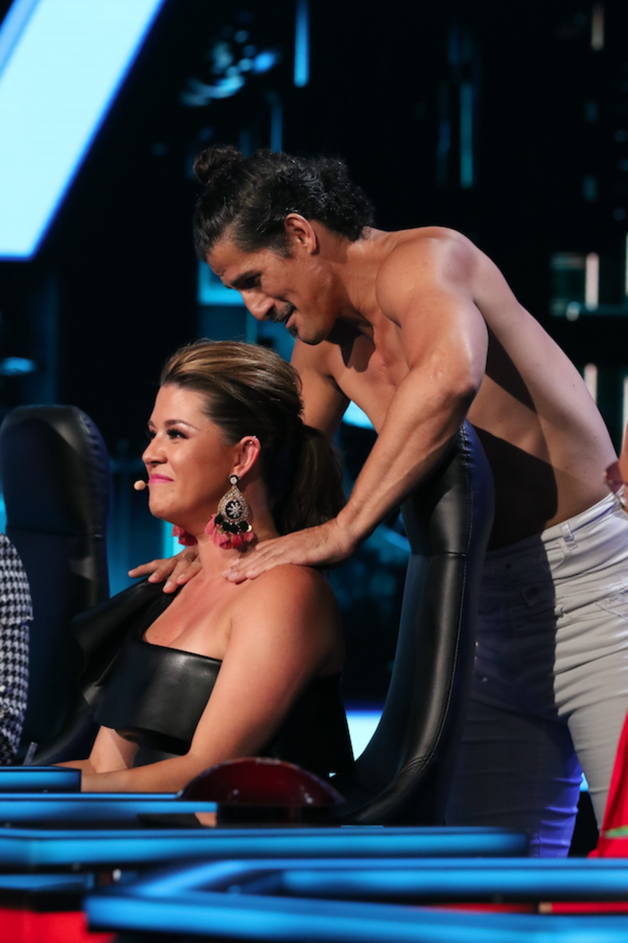 Alicia Machado en Gran Oportunidad
