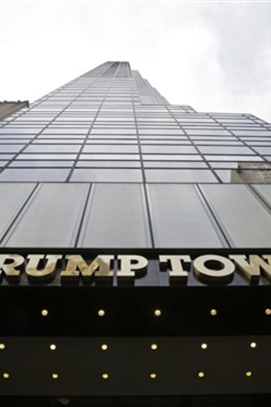 Trump Tower en Nueva York. Jason Szenes.