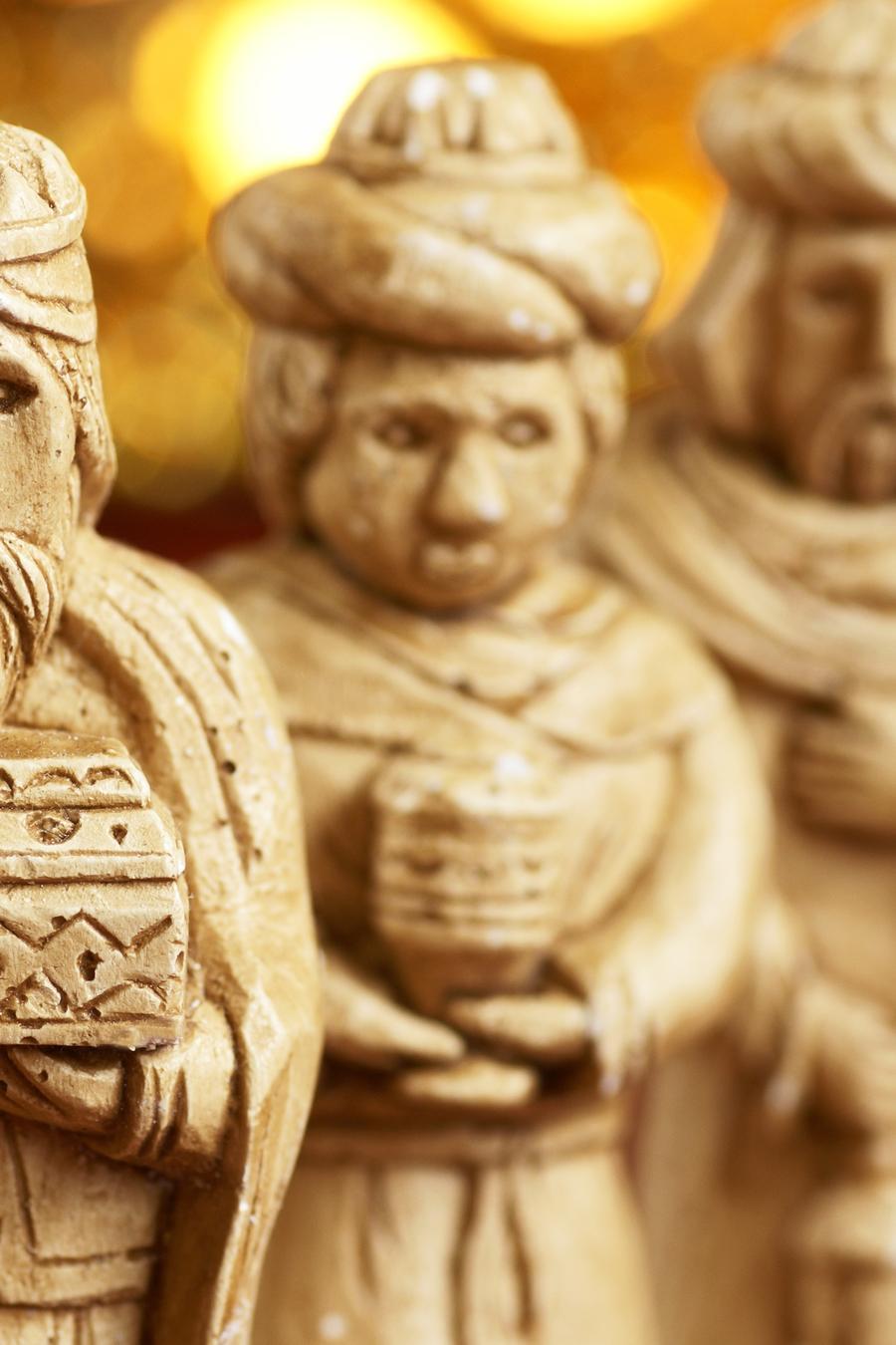 Reyes Magos Figuras