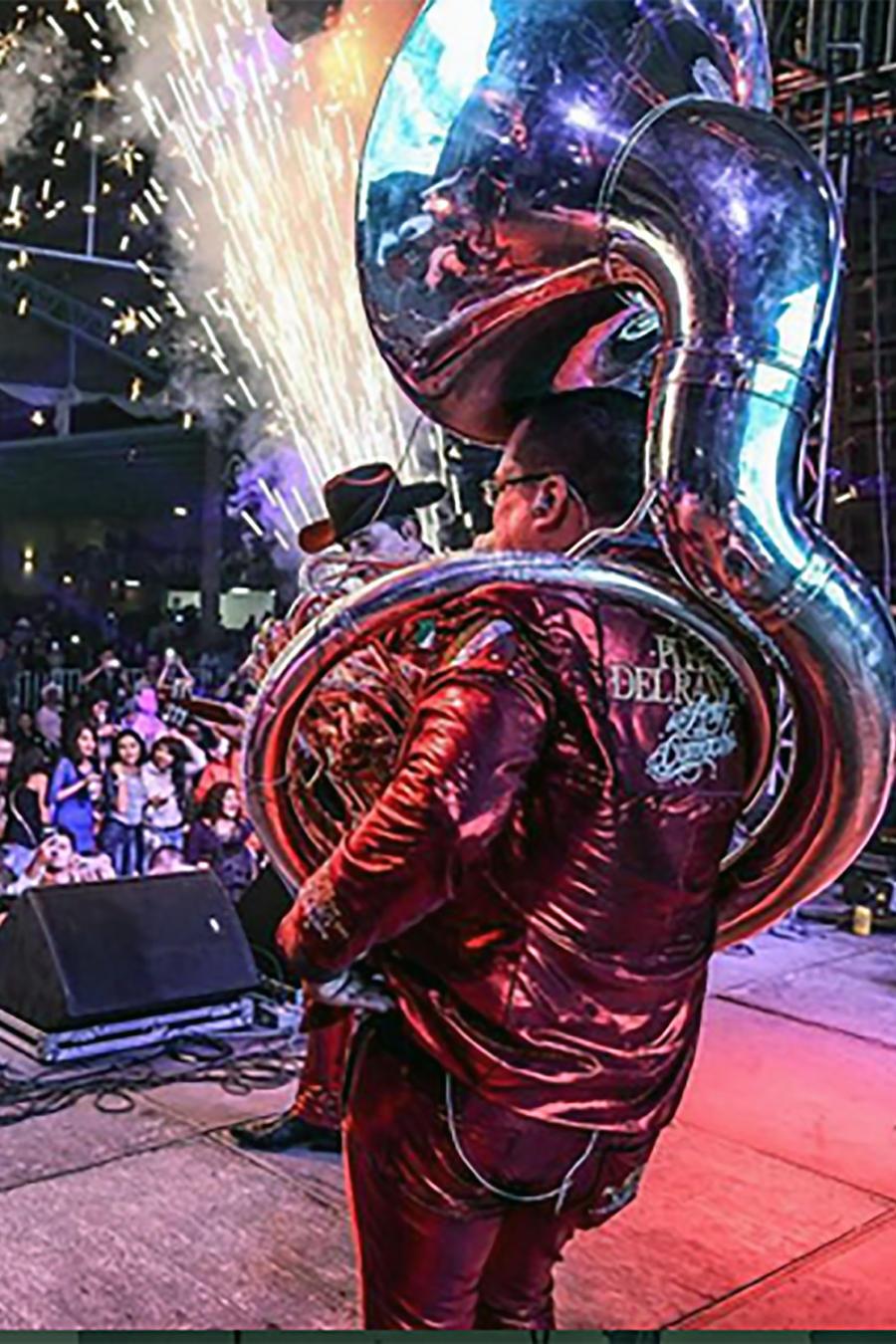 Banda Los Plebes de Ariel Camacho