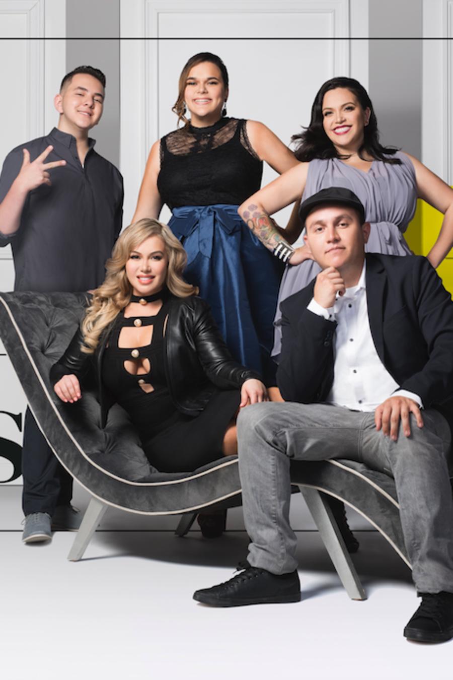 The Riveras Official Photo NBC UNIVERSO