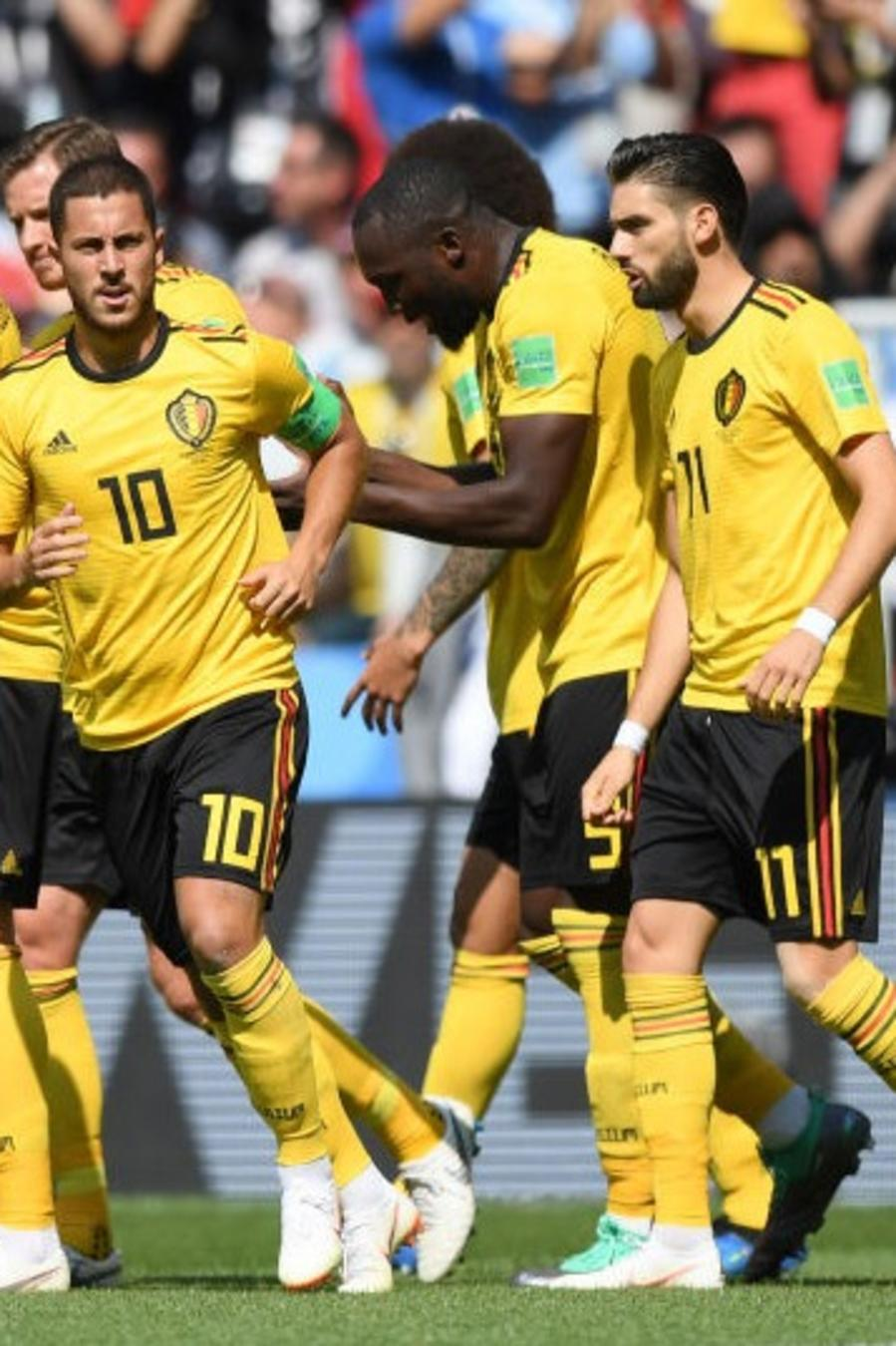 Bélgica vs. Túnez HL