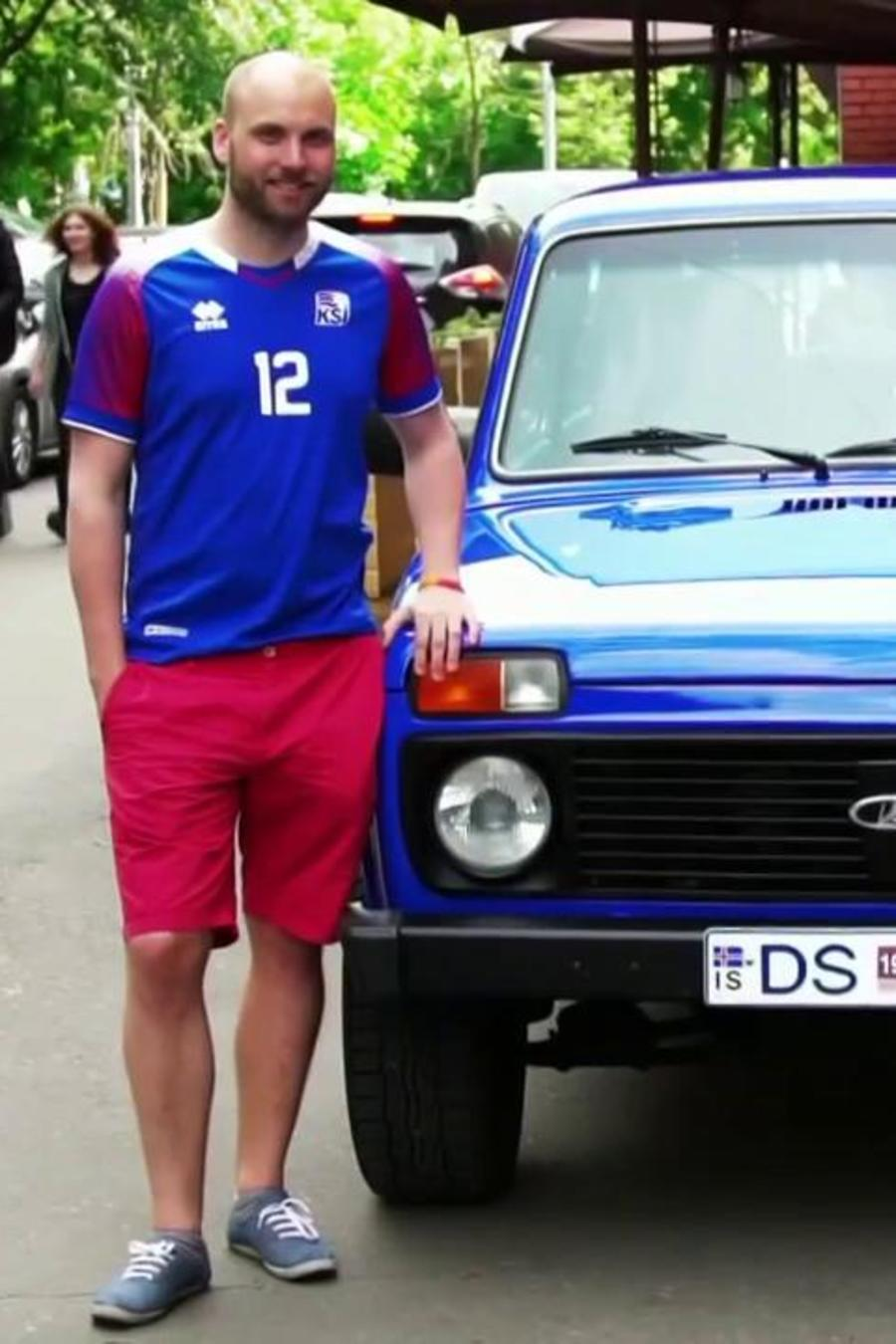 Fans Islandia
