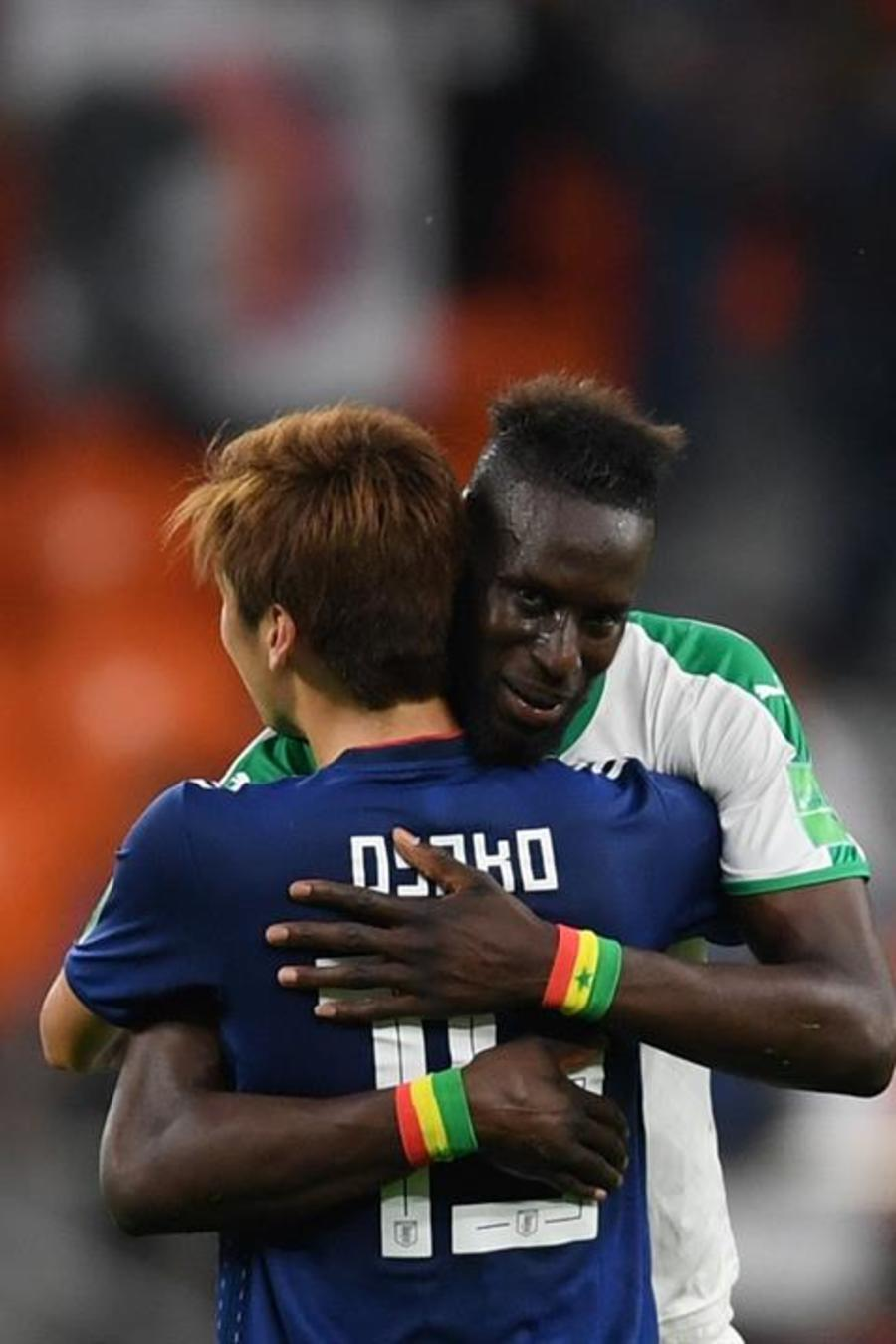 Japón vs. Senegal HL