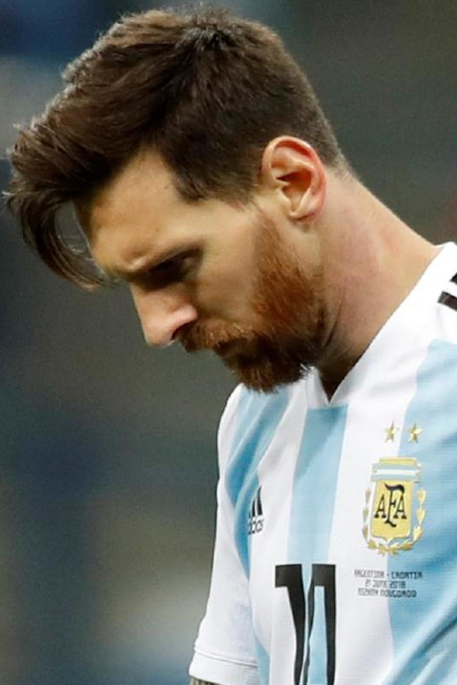 Messi capitán