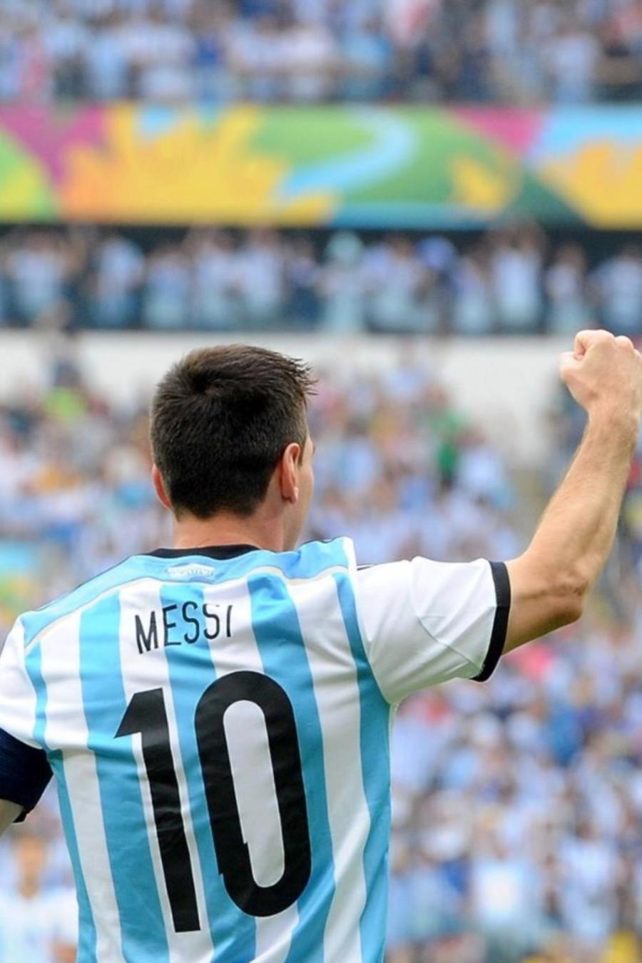Messi cumpleaños