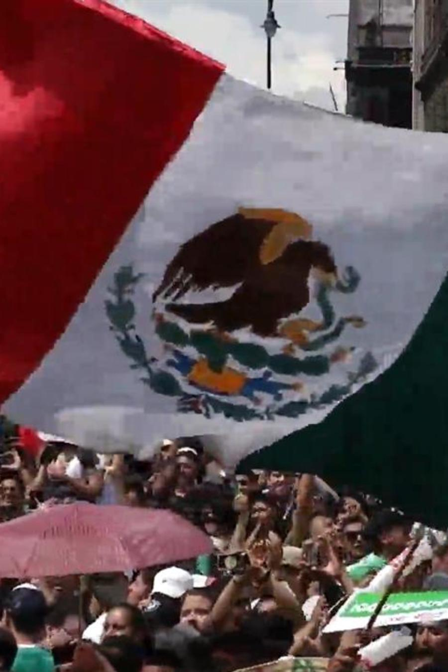 México tiembla