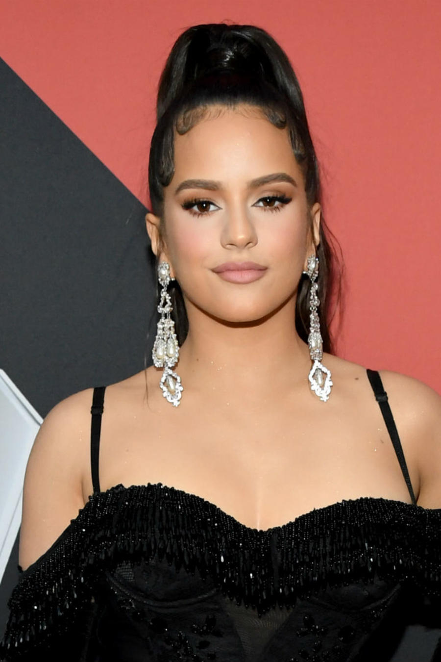 Rosalía rocked the MTV Video Music Awards 2019 red Carpet