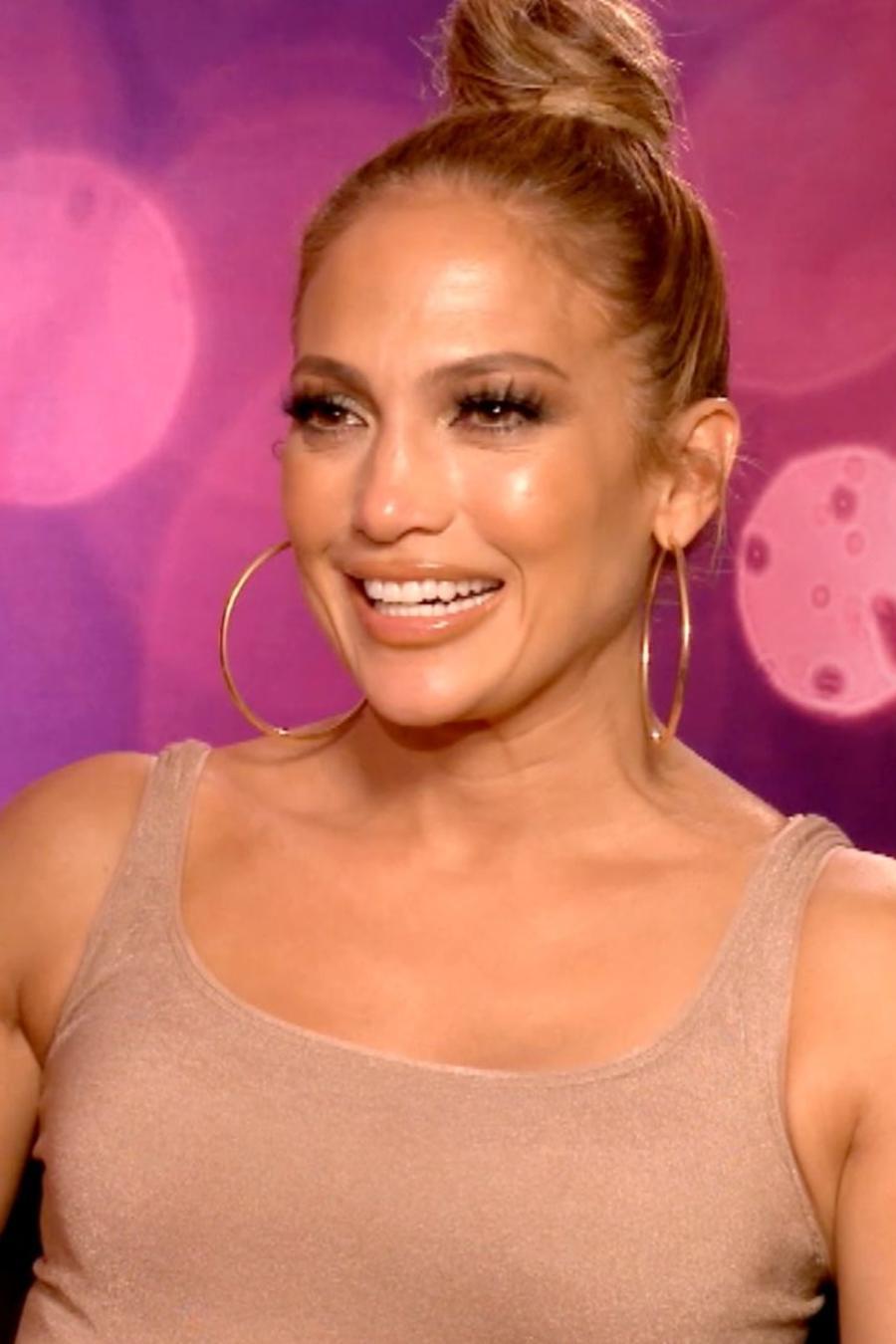 """Entrevista: Jennifer Lopez revela cuál sería su """"nickname"""" si trabajara en un """"strip club"""""""
