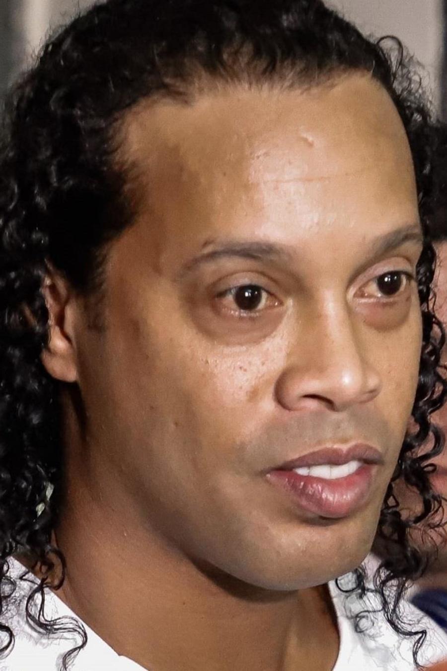 Ronaldinho preso en Paraguay