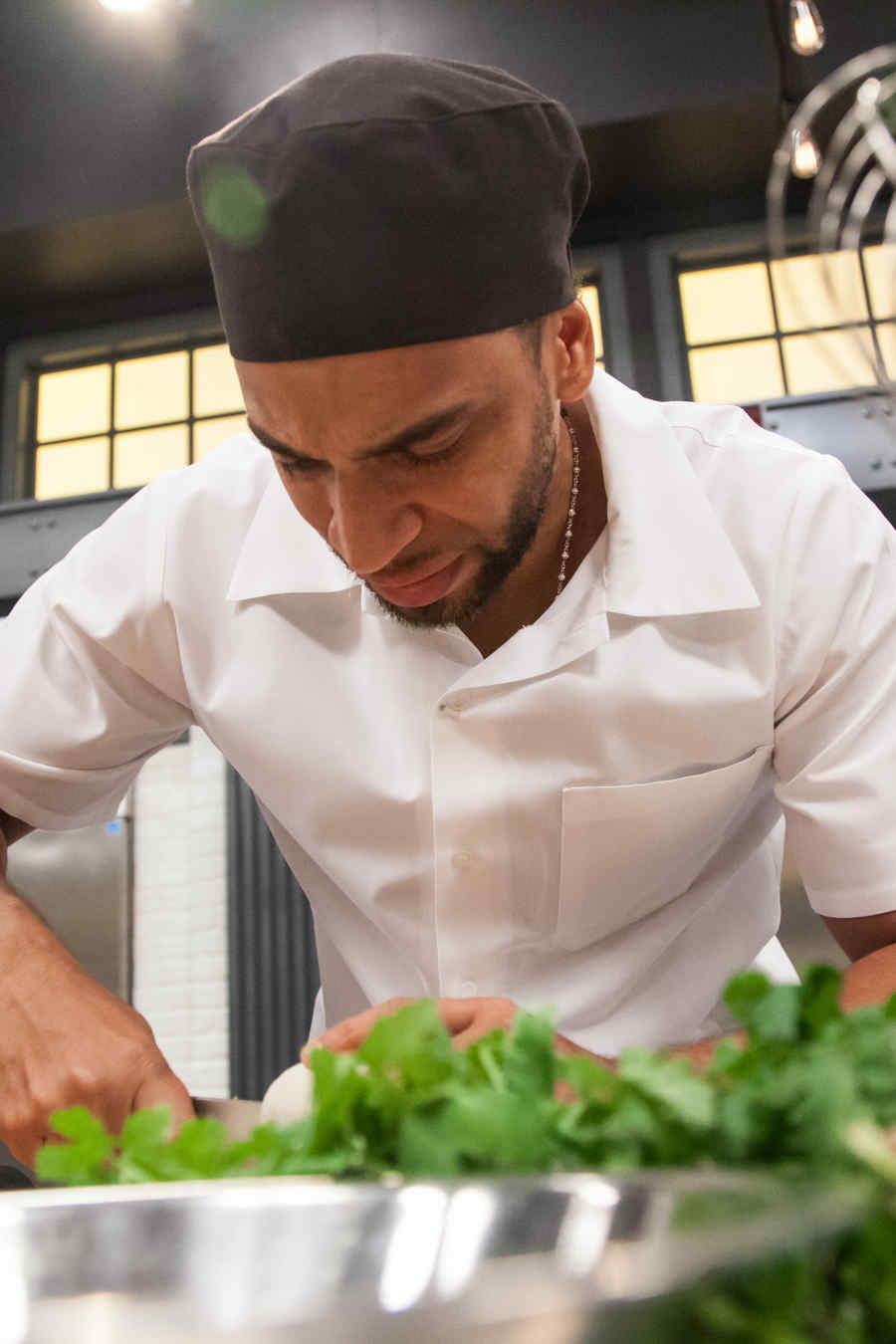 Henry Santos en Top Chef Estrellas