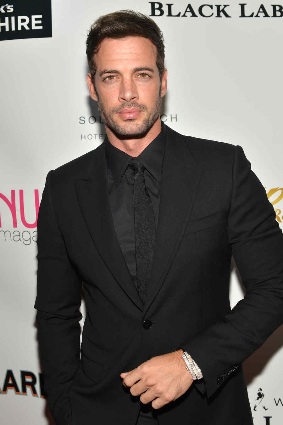 Venue Magazine's 8th Anniversary Cover Party With William Levy At Wall Lounge At The W Hotel, Miami Beach