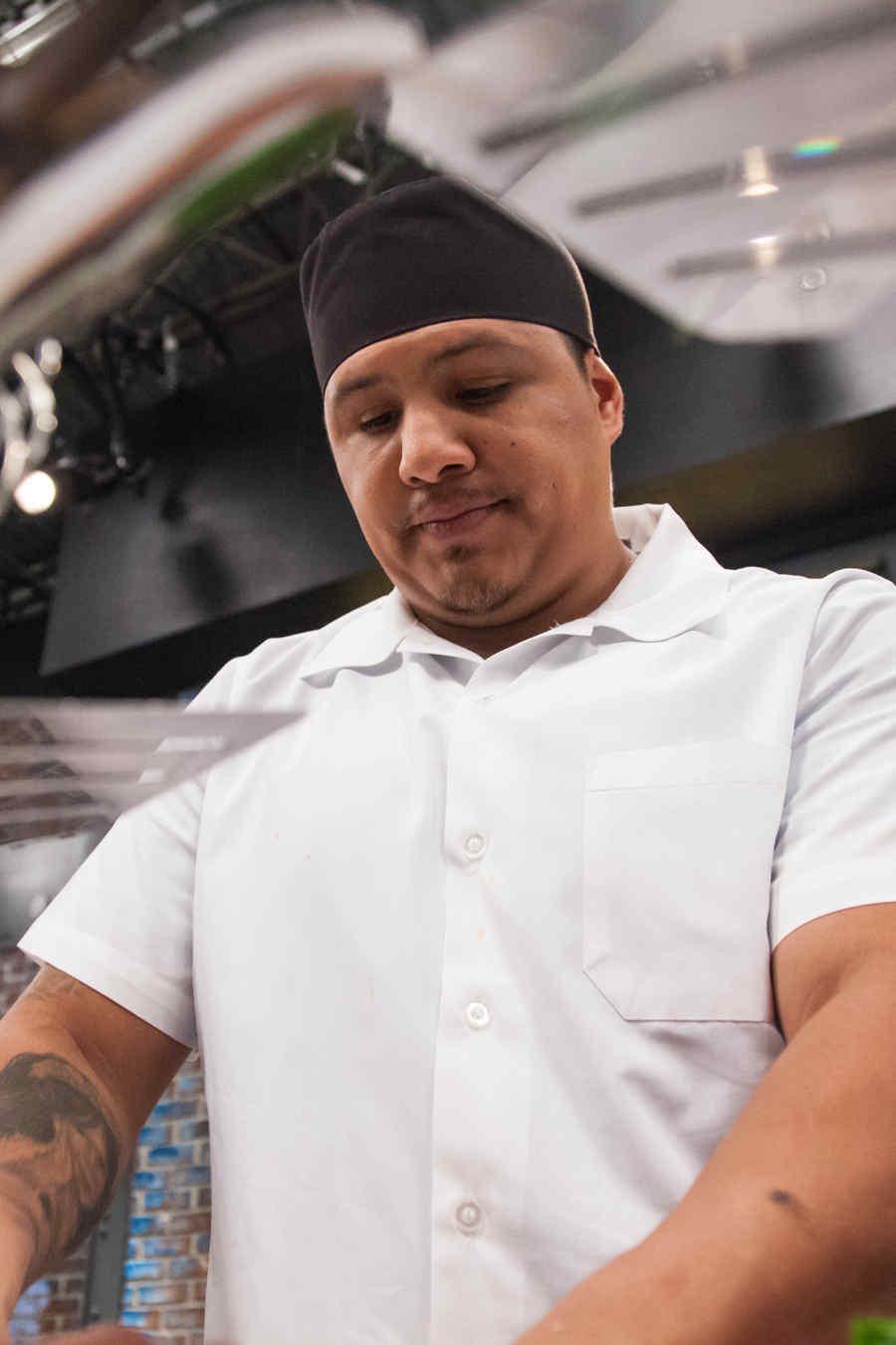 Fernando Vargas en Top Chef Estrellas