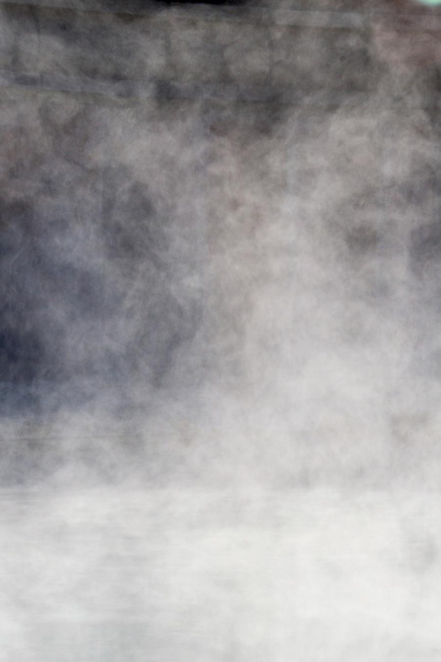 agua vapor