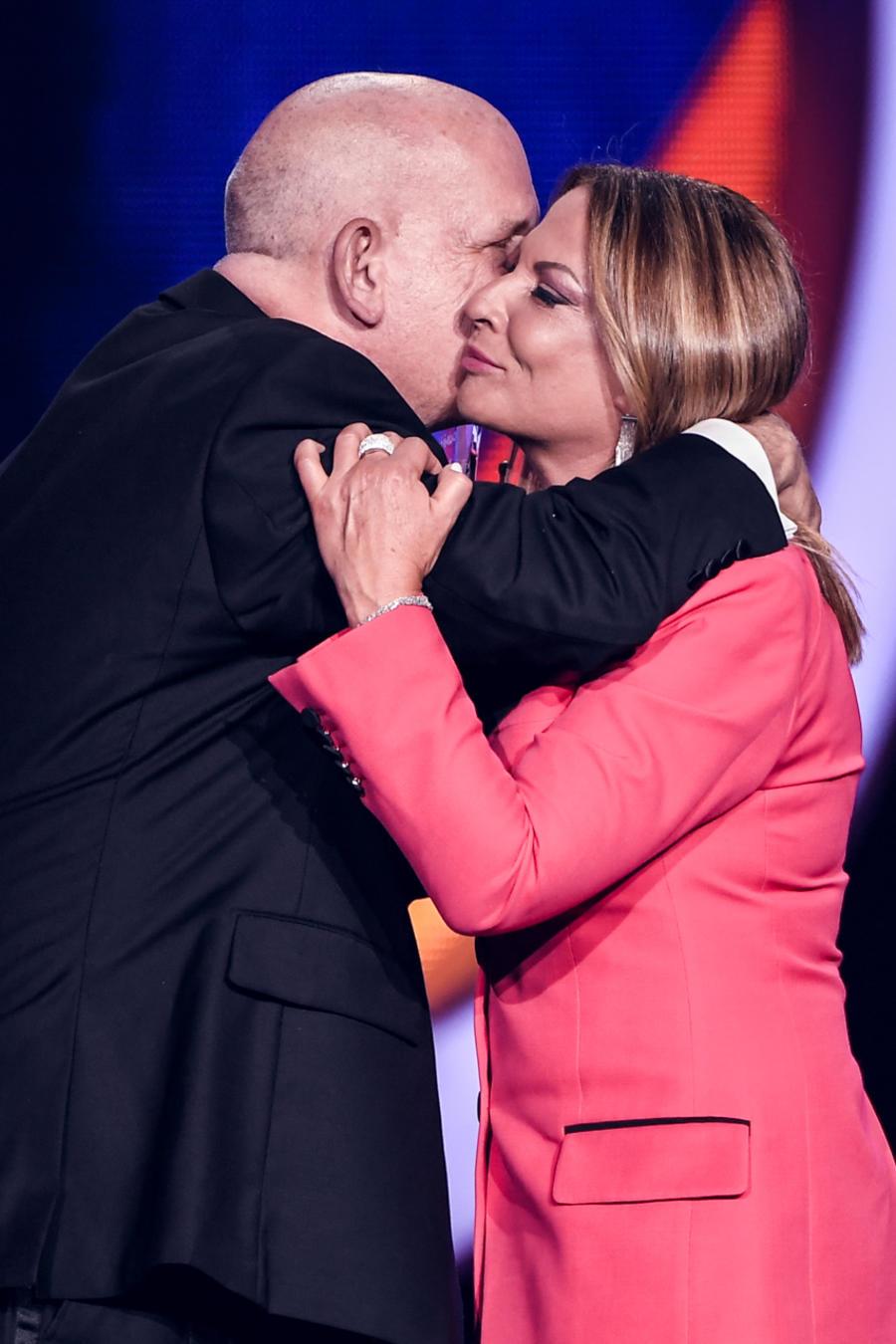 Ana María Polo en Premios Tu Mundo 2016