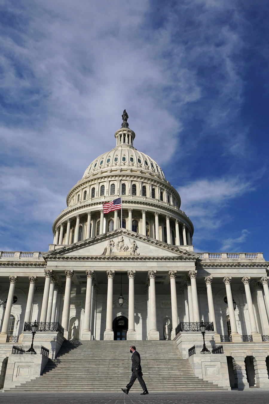 El Capitolio de EE.UU.