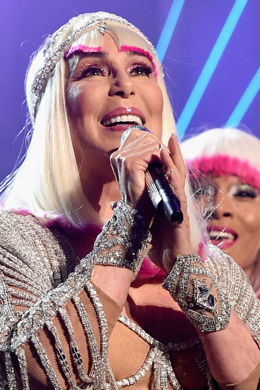Cher en los  Billboard Music Awards 2017