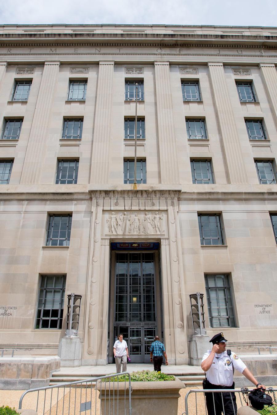 Edificio del Departamento de Justicia Robert F. Kennedy