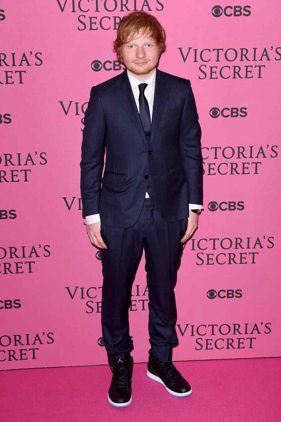 Celebs arrive at the Victoria's Secret Fashion Show **USA ONLY**