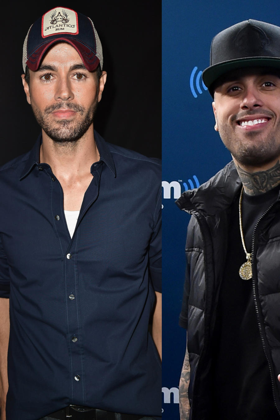 Enrique Iglesias, Nicky Jam, J Balvin, Prince Royce