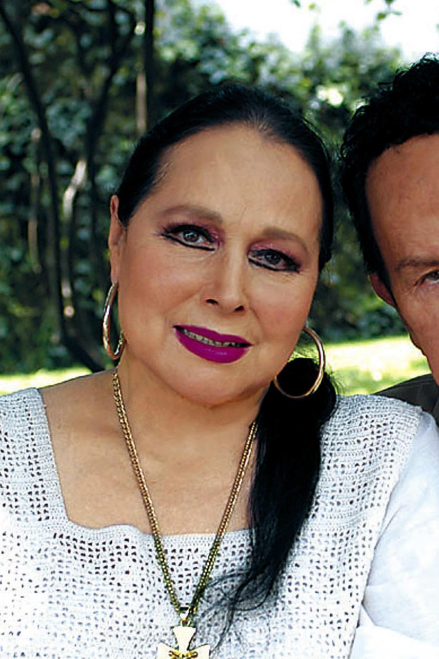 Flor Silvestre y Antonio Aguilar