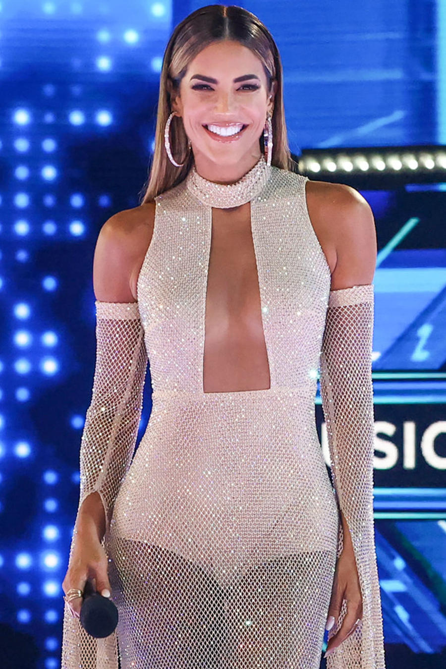 Gaby Espino en los Premios Billboard 2020