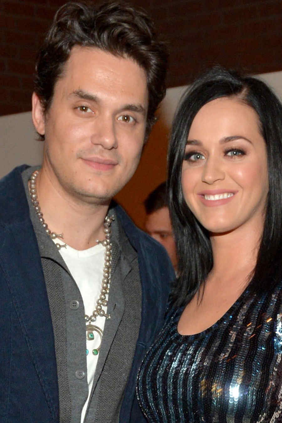 John Mayer y Katy Perry en Hollywood Stands Up To Cancer Event