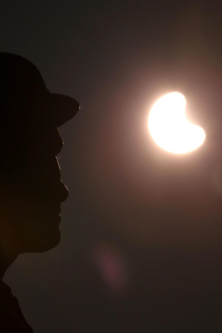 eclipse total sobre islas