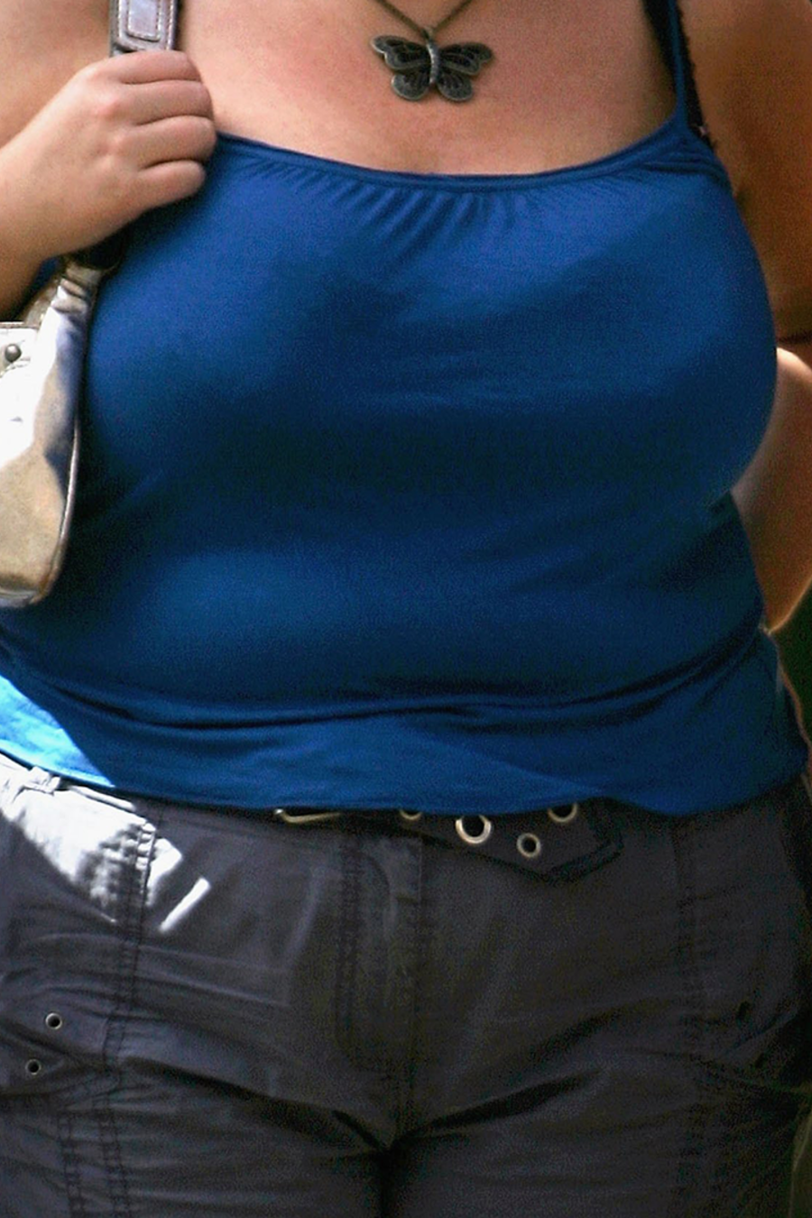 mujer gorda