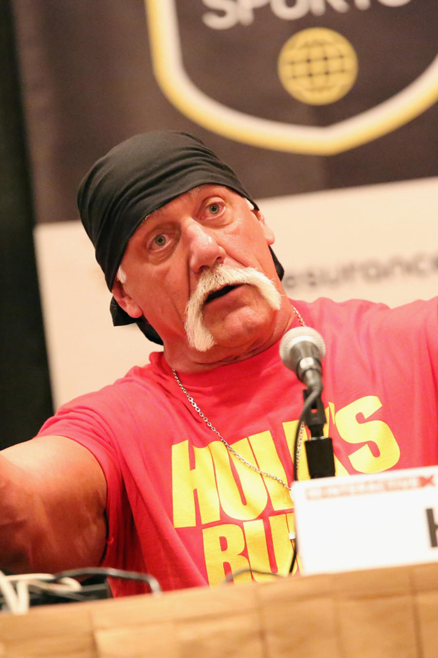Hulk Hogan SA Sport Convention 2015