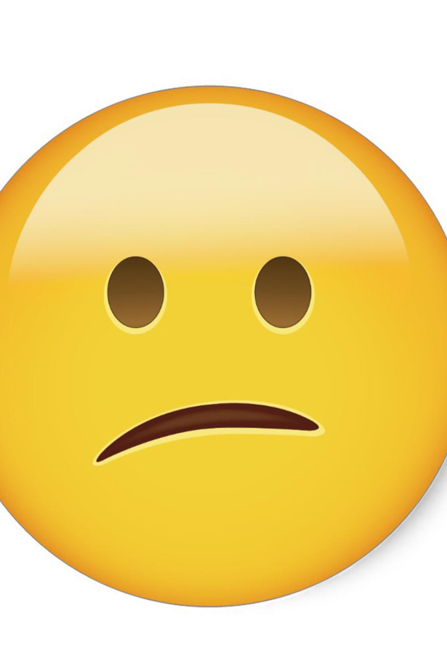 Emoji Faces Confused R...
