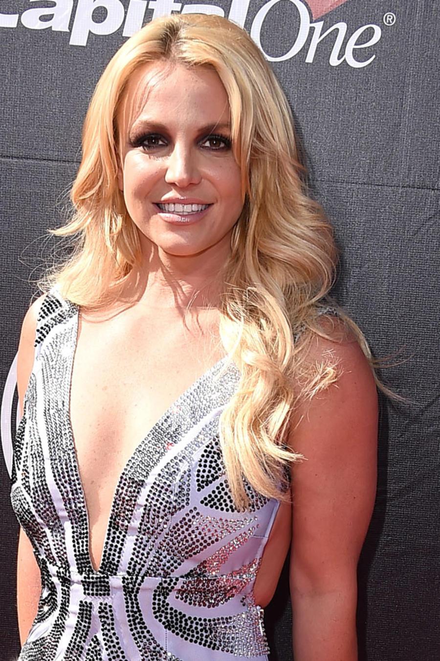 Britney Spears en los premios ESPYS 2015