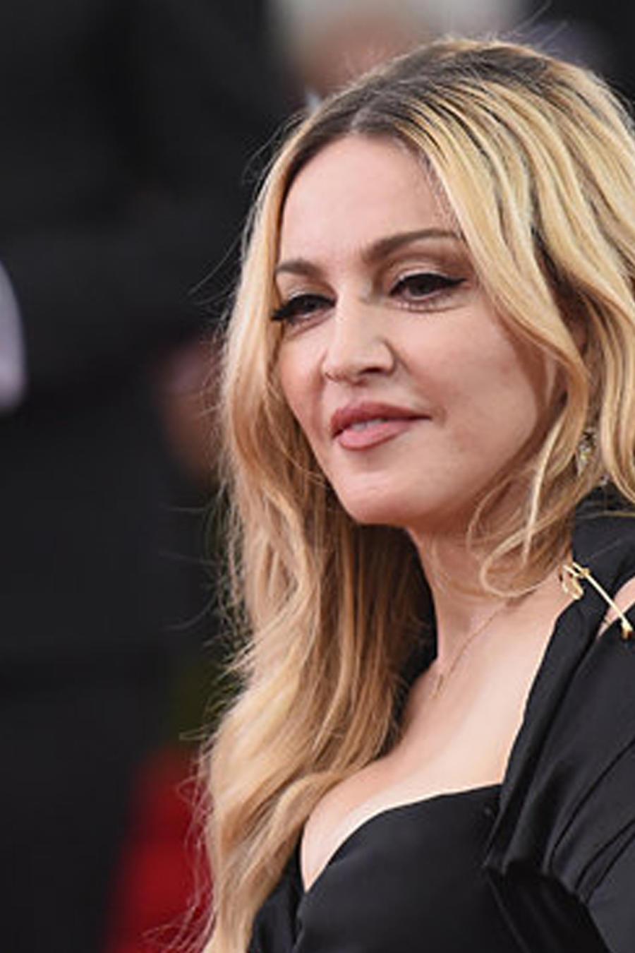 Madonna en el Met Gala 2015